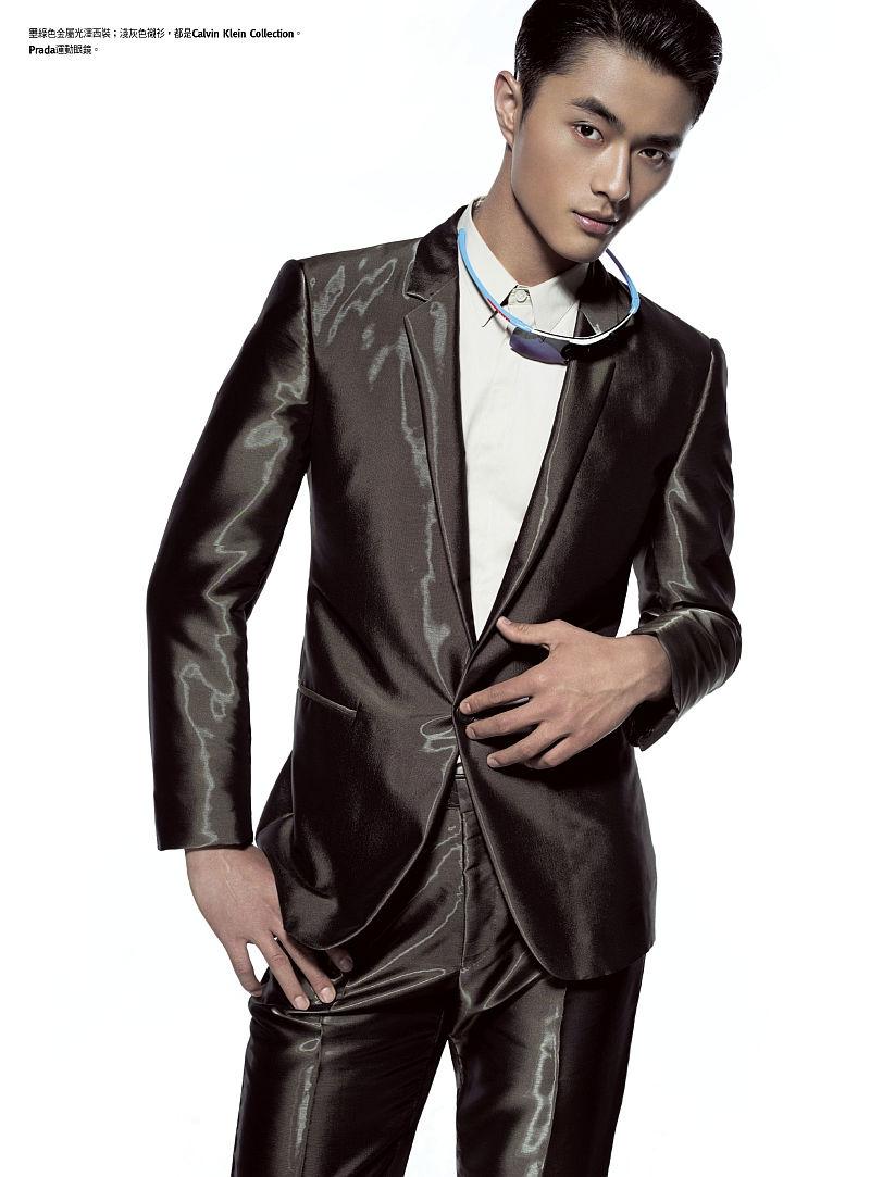 High Fashion Male Models