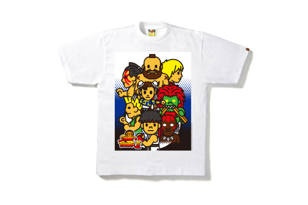 ed9ddc0d2 ... Street Market, and COMME des GARCONS Ginza in addition to BAPE's online  store. Best believe I will be getting several pair to go with my street  fighter ...